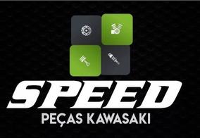 Pedaleira Dian Dir + Pisca Original Kawasaki Versys 650 2016