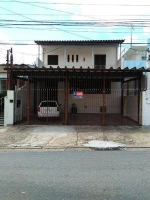 Sobrado Residencial Para Locação, Ipiranga, São Paulo. - So0148