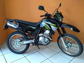 Yamaha Lander 250 I 2009 Preta