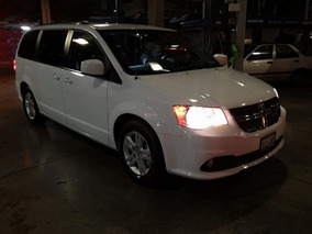 Dodge Grand Caravan 3.7 Sxt+ At Plus 2018