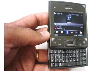Smartphone Nokia X5-01 5.0mp Desbloqueado