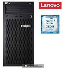 Servidor Lenovo Thinksystem St50 E-2104g 3.2ghz , 8gb, 1tb