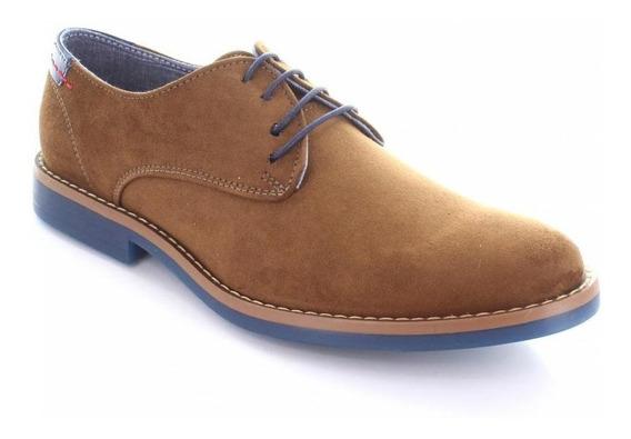 Zapato Para Hombre Brantano 8021-035796 Color Beige