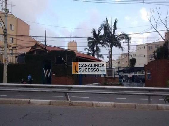 Apartamento 50m² 2 Dormts 1 Vaga Em Engenheiro Goulart, São Paulo - Ap0816. - Ap0816