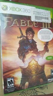 Fable 3 Xbox 360 En Español Nuevo Sellado