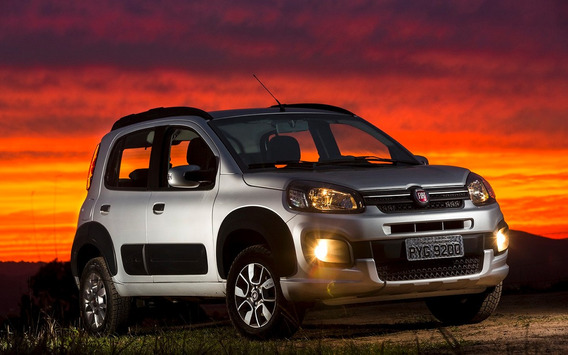 Fiat Uno Way 0km Anticipo $75.000 Cuotas Fijas 0% Interés A-