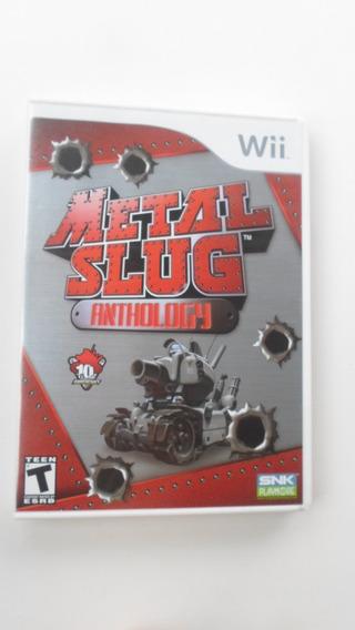 Metal Slug Anthology - Nintendo Wii