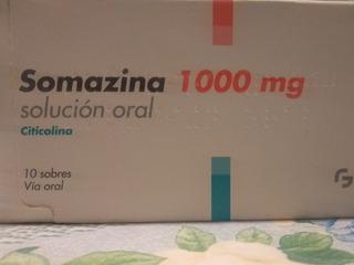 Somazina 500 Mg Venta en Mercado Libre Chile