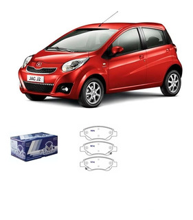 Pastilha Freio Dianteira Jac Motors J2 1.4 16v 2012/...