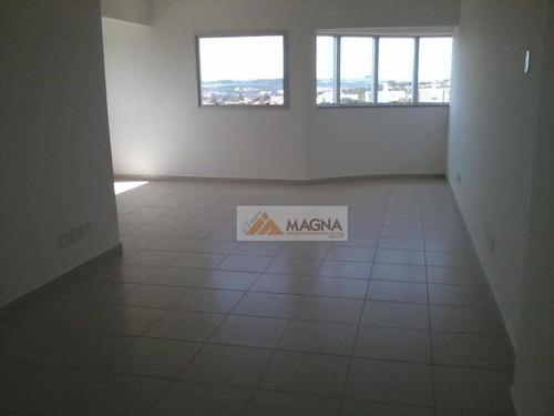 Imagem 1 de 8 de Sala À Venda, 54 M² Por R$ 330.000,00 - Jardim Botânico - Ribeirão Preto/sp - Sa0229