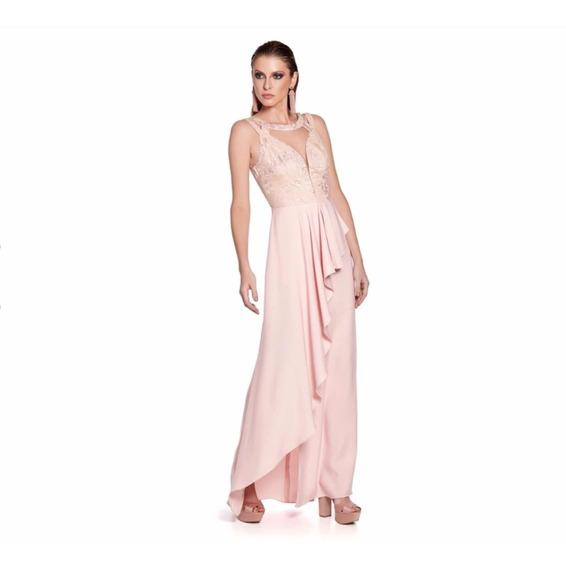 Vestido Rosa Tvz