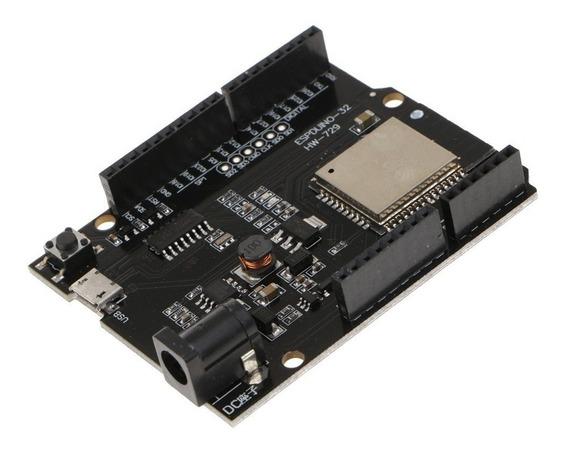 Esp32 Wemos D1 Arduino Uno Wifi Bluetooth 4m Shields Emind