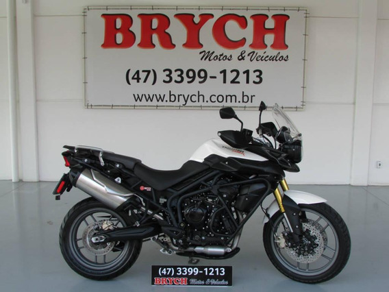 Triumph Tiger Abs 2014