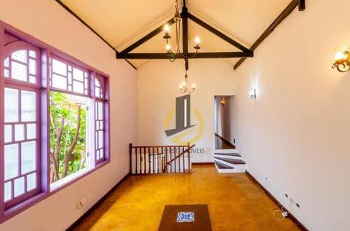 Imagem 1 de 30 de Casa Com 3 Dormitórios À Venda, 220 M² Por R$ 1.500.000,00 - Vila Deodoro - São Paulo/sp - Ca0162