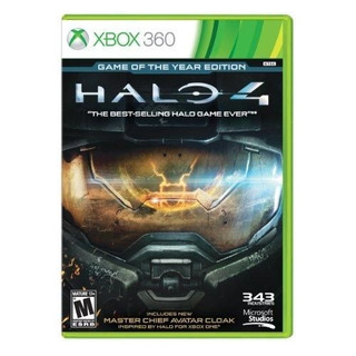 Halo 4 X Box 360 Usado ------------------------------mr.game