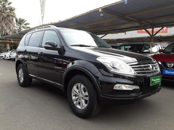 Ssangyong Rexton Diesel