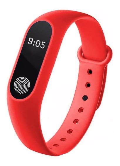 Reloj Brazalete Deportivo Inteligente Bluetooth Touch /e