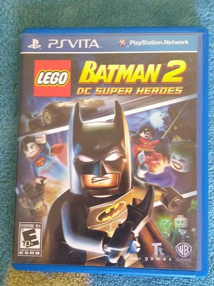 Lego Batman 2 Jogo Para Ps Vita