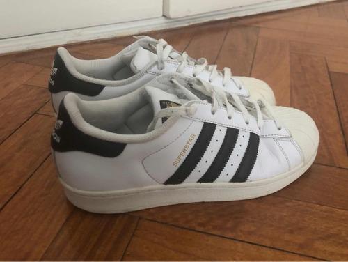 dab90e83e5 Adidas Superstar Usadas Muy Buenas - Zapatillas Adidas Urbanas ...