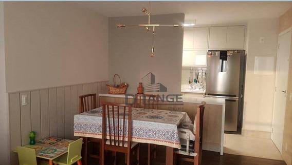 Apartamento Com 2 Dormitórios À Venda, 60 M² Por R$ 520.000,00 - Jardim Chapadão - Campinas/sp - Ap18307