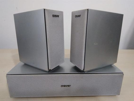 Caixas Frontal E Central Sony 325
