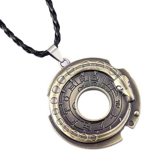 Collar - Dije Assassins Creed Amuleto De Connor