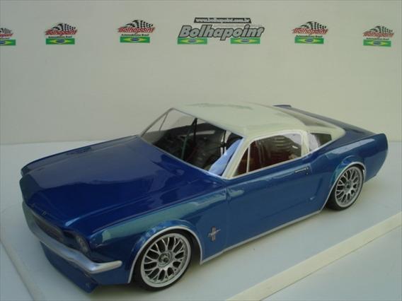 Bolha Point Mustang 67 Com Bucket 200x260mm Sem Pintura