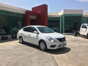 Nissan Versa 1.6 Sense Mt Blanco 2017