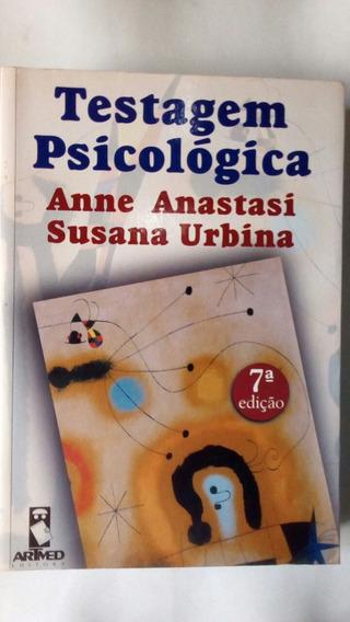 Testagem Psicologica (anne Anastasi-susana Urbina) 7a Edicao