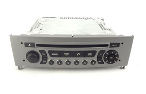 Radio Cd Mp3 Player Peugeot 308 Original 96784887xh