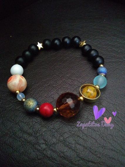 Pulsera Del Sistema Solar