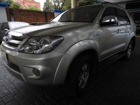 Toyota Fortuner 3000 Cc 4x4 Diesel