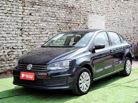 Volkswagen Polo 1.6 Mt Trendline 2016