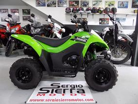 Kawasaki Kfx50 Verde 2016 0km