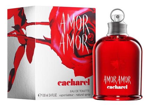 Imagen 1 de 1 de Cacharel Amor Amor 100ml Edt Mujer Original