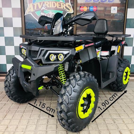 Cuatrimoto Gran Hunter 200cc 1.90 De Largo 2 Adultos 2020