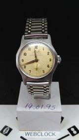 190195 Relógio Mido Masculino Automático Webclock