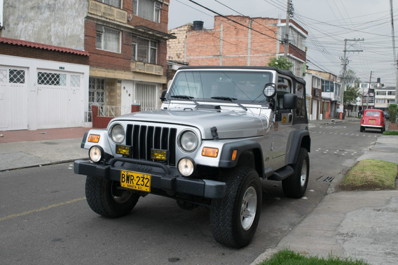Jeep Wrangler Sport 2006 Cabina Dual
