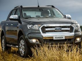 Sucatas E Batidos Ford Ranger 2017 Para Peças Limited
