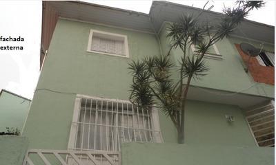Casa Para Aluguel, 3 Dormitórios, Cambuci - São Paulo - 16524