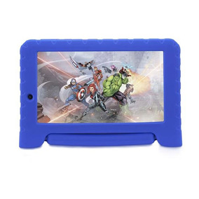Tablet Multilaser Disney Vingadores Plus Tela 7