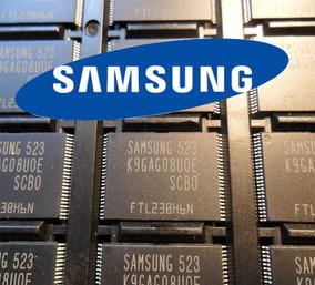 3 Memória Nand Tv Samsung Un32d5500rg Un40d5500rg Un46d5500