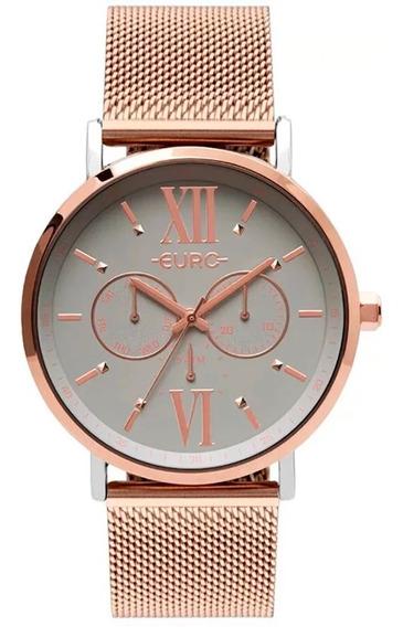 Relógio Euro Feminino Eu6p29ahabp/5k