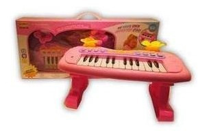 Organo De Pie Nena A Pila Con Luces Y Sonidos