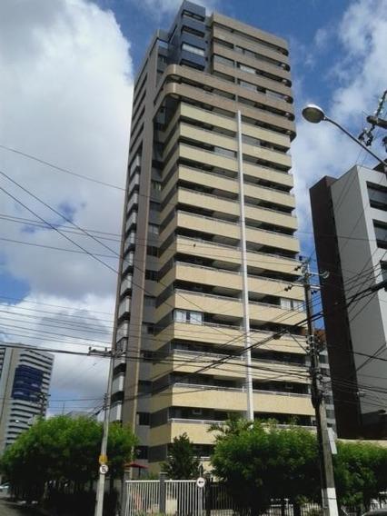 Apto 3 Suítes À Venda, 118 M² Por R$ 650.000 - Dionísio Torres - Fortaleza/ce - Ap3986