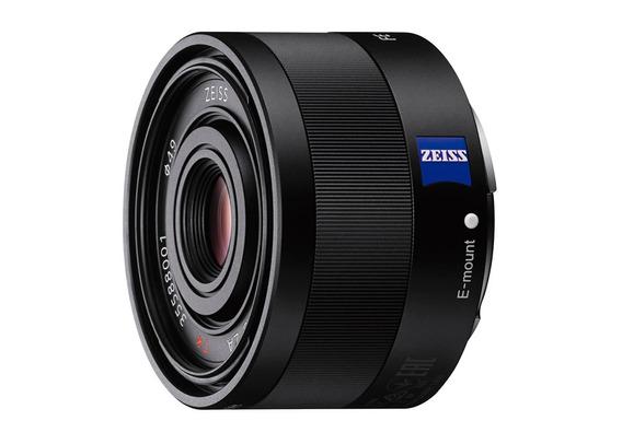 Lente Sony Zeiss Sonnar T* Fe 35mm F2.8