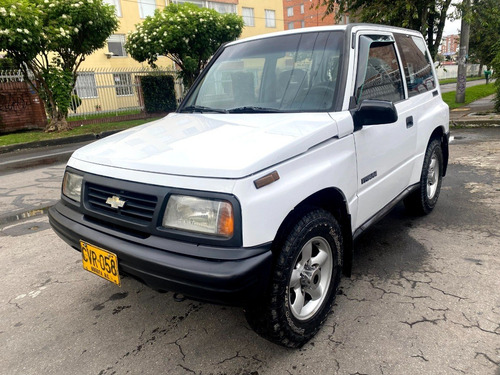 Chevrolet Vitara 4x4 Mt1600cc Blanco Mahler Sa Dh