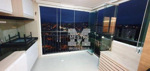 Imagem 1 de 30 de Flat À Venda, 38 M² Por R$ 389.000,00 - Jardim Flor Da Montanha - Guarulhos/sp - Fl0015