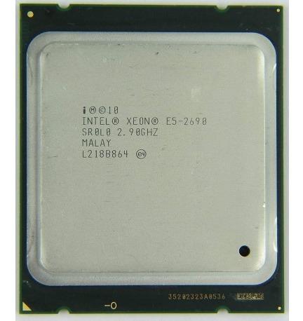 Intel Xeon E5-2690 20m Cache 2.90ghz 3.8ghz Turbo 8.00 Gt