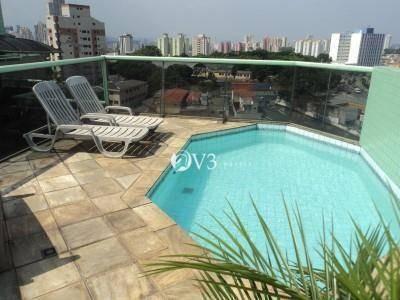 Imagem 1 de 5 de Cobertura Para Alugar, 225 M² Por R$ 6.000,00/mês - Vila Formosa - São Paulo/sp - Co0004